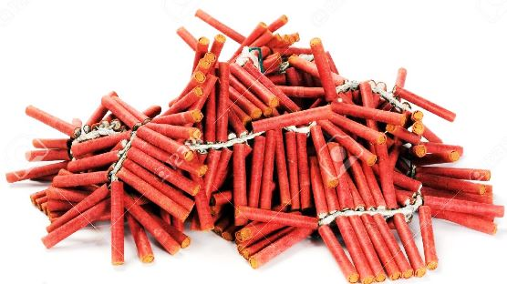 Stash of Firecrackers