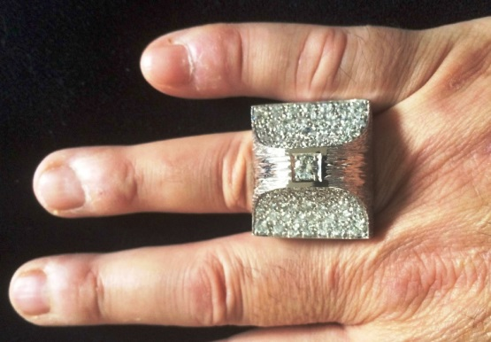 Elvis Presley's Pyramid Ring