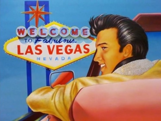 Elvis - Welcome to Las Vegas