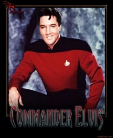 Star Trek Commander Elvis