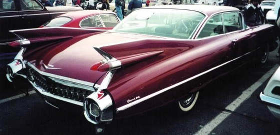 Elvis Gift to Charity - 1959 Cadillac Coupe de Ville