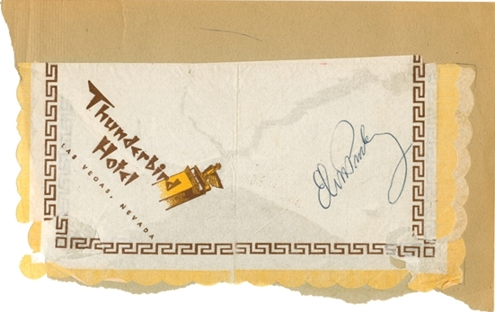 elvis-presley-signed-thunderbird-hotel-cocktail-napkin