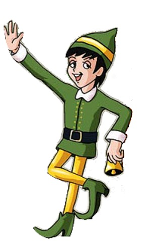 Paul McCartney as Elf