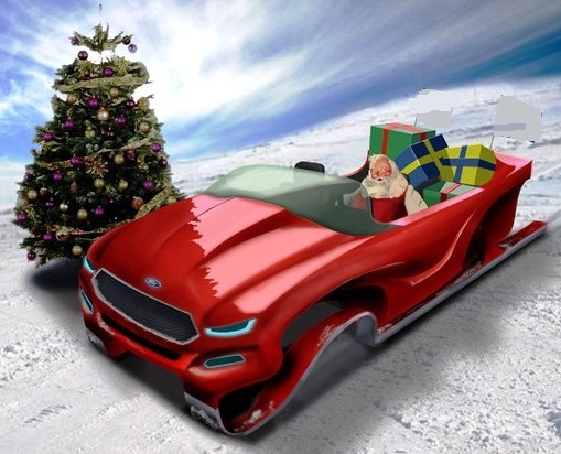 santa-in-jet-powered-sled
