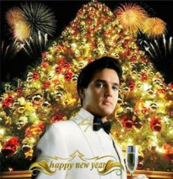 Elvis - Merry Christmas and Happy New Year