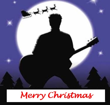 Elvis Merry Christmas Greeting