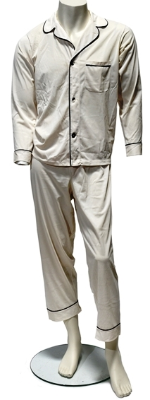 Elvis Presley Owned and Worn Pajamas – Found Among his Personal Effects Left on the Lisa Marie