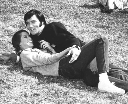 Elvis and Mary Tyler Moore in Change of Habit 2