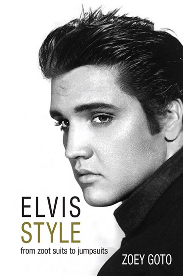Elvis Style Book Cover