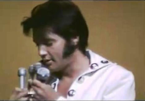 Elvis with Four Mics