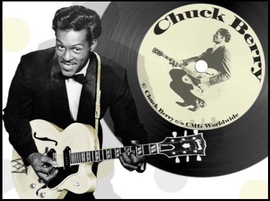 Chuck Berry Photo and Record