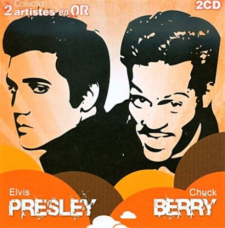 Elvis-Presley-Chuck-Berry Together