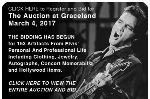 The Auction at Graceland March 4, 2017