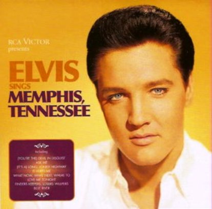 Elvis - Memphis Single