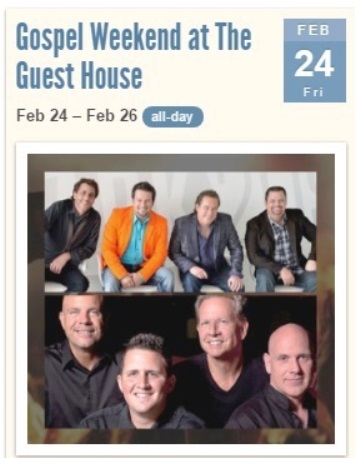Gospel Weekend at the Guest House Theater