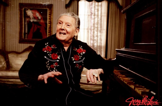 Older Jerry Lee Lewis