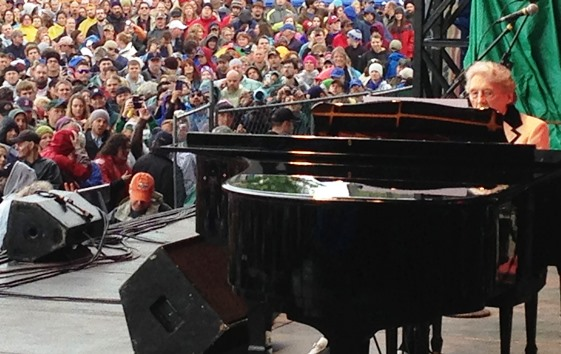Jerry Lee Lewis On Stage - May 4, 2013