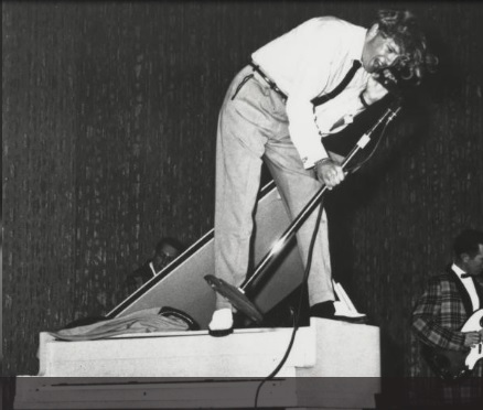 Jerry Lee Lewis RockHall of Fame Photo