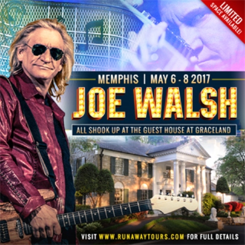 Joe Walsh at Guest House Theater