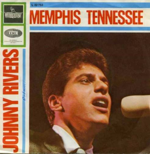 Johnny Rivers- Memphis Single