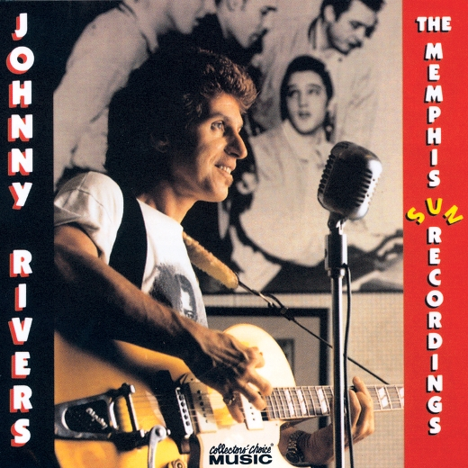 Johnny Rivers -- The Memphis Sun Recordings