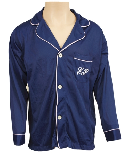 Elvis Presley's EP Blue Pajama Top