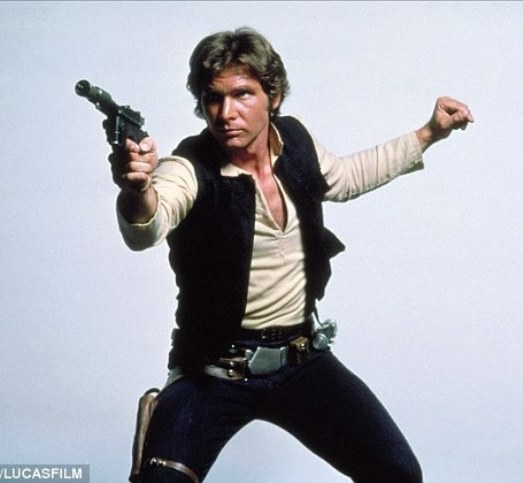 Famous Han Solo Picture