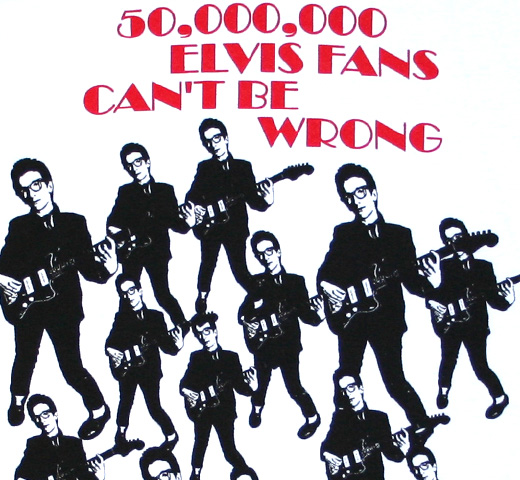 50,000,000 Elvis Costello Fans Can't Be Wrong