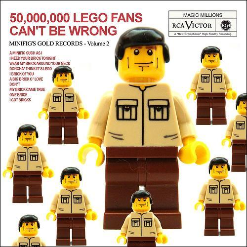 50,000,000 Lego Fans Can't Be Wrong