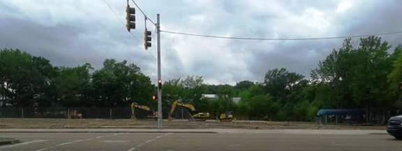 Graceland Plaza - All gone