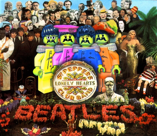 Lego Lonely Hearts Club Band
