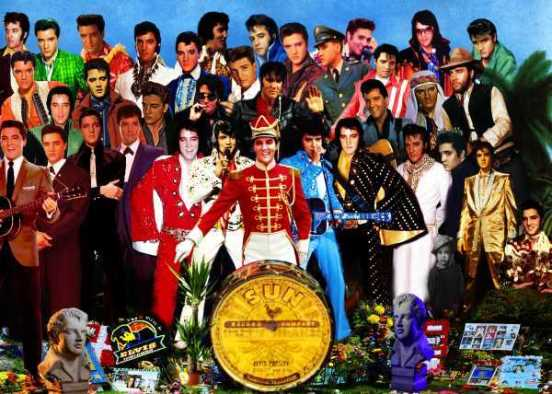 Sgt. Elvis' Lonely Hearts Club Band