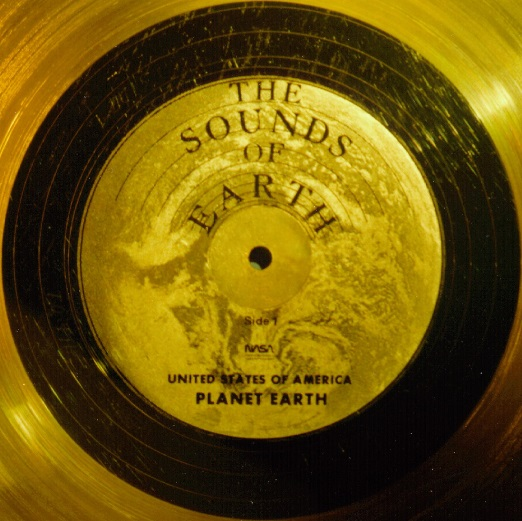 The Sounds of Earth - Voyager 1