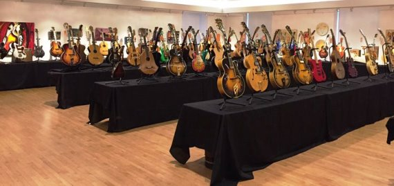 Guernsey's February 2016 Guitar Auction