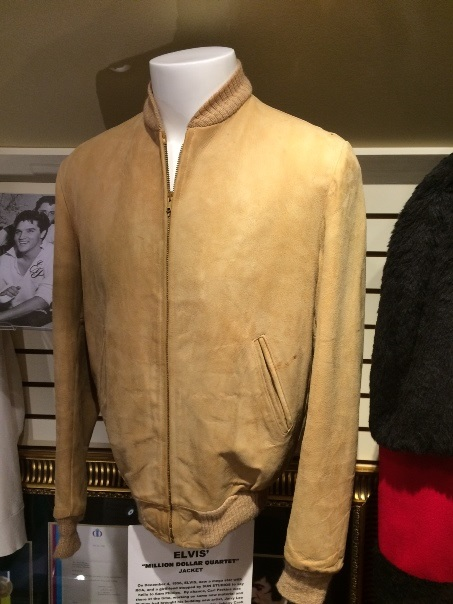 Jacket Elvis wore in Million Dollar Quartet