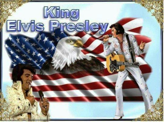 King Elvis Presley - 4th of July