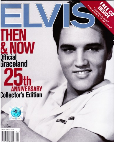 ELVIS Then & Now
