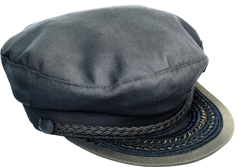 Elvis Presley's Motorcycle Cap Gifted to Uncle Vester
