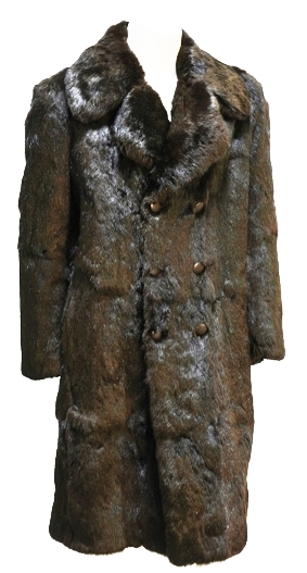 Elvis Presley's Rabbit Fur Coat