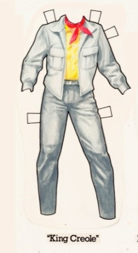 Elvis' King Creole Jumpsuit
