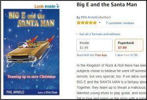 Amazon Page - Big E and the Santa Man