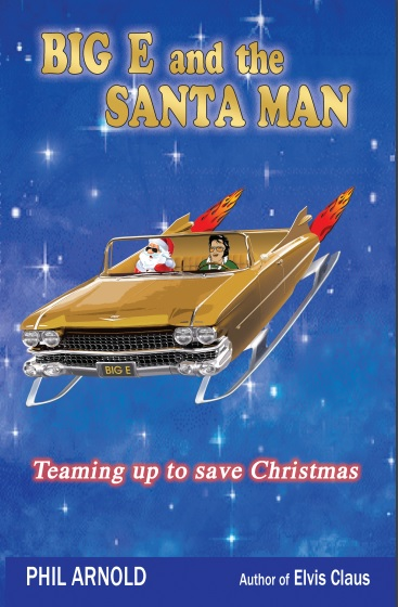 BIG E and the SANTA MAN 2017 Front Cover