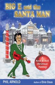 Big E and the Santa Man Final Cover