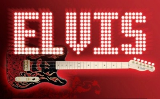 Elvis plus Guitar