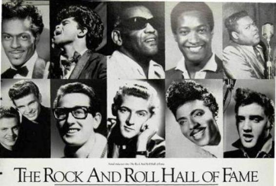 Rock & Roll Hall of Fame 1986 Inductees