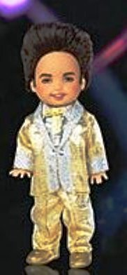 Barbie Collectibles three doll Tommy as Elvis