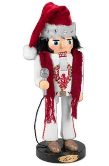 Elvis Phoenix Jumpsuit Nutcracker