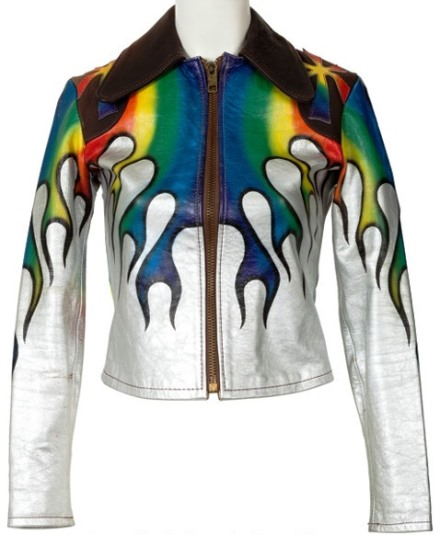 Linda Thompson Eagle' Jacket