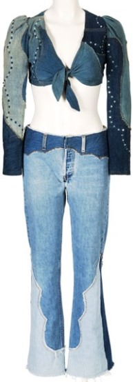 Linda Thompson Jean Ensemble