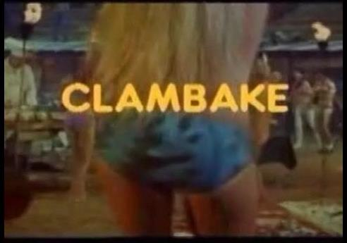 Clambake title Shot from Trailer